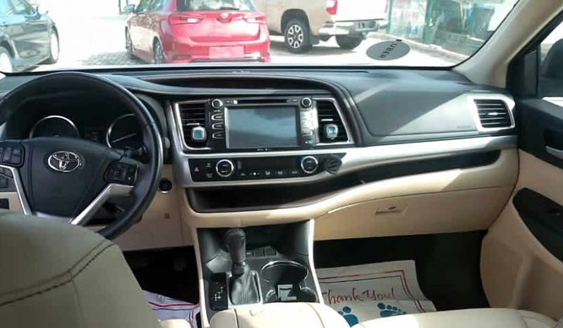Toyota Highlander 2014 full