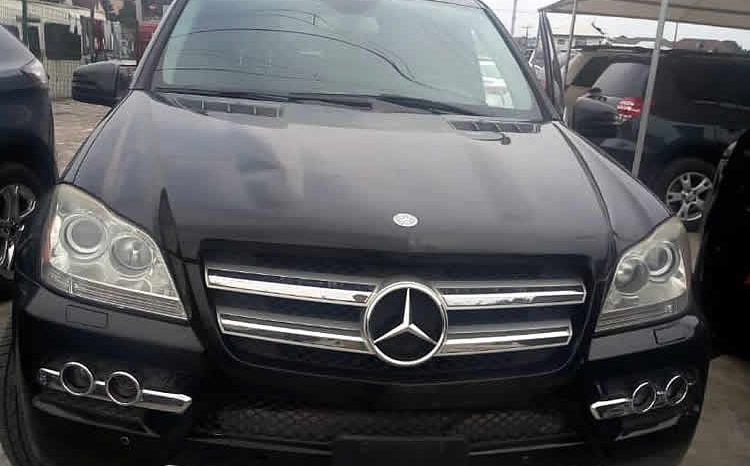 Mercedes Benz GL450 2011 full