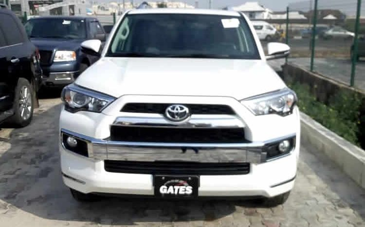 Toyota 4RUNNER 2018 full